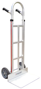 Tall Magliner Hand Truck with Large Toe<br>Model: 230-K2-830